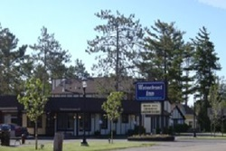 waterfront inn pet friendly hotels in mackinaw city michigan